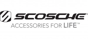 Scosche Accessories for life logo